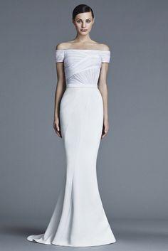 Modern Wedding Dresses: Bridal Trend 2016 - MODwedding