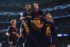 Real Madrid 0-3 Barcelona Maç Özeti İzle!