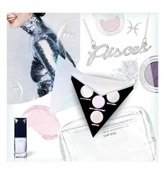 """Pisces Cosmic Jewelry"" by shoelover220 ❤ liked on Polyvore featuring beauty, Urban Decay, Clé de Peau Beauté, NARS Cosmetics, WYS, Golden Goose, GALA, Kat Von D, Belk & Co. and Pisces"