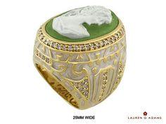 lauren g adams enamel ring best enamel jewelry