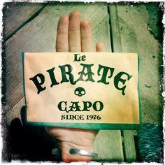 Paillote Le Pirate , Corse