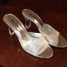37ffb2de99 21 Best Plastic heels images | Loafers & slip ons, Shoes heels, Boots