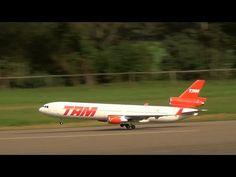 TAM Linhas Aéreas MD-11 TURBINE MODEL by Rainer.R Flugtag Hausen 2016