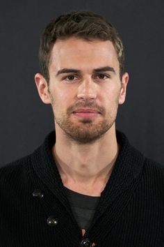 You Might Want to Sit Down Before You Look at These Pictures of Theo James
