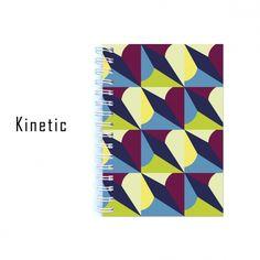 Kinetic 2014 Diary by Schwarzie™.