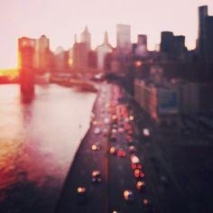 evening in NY