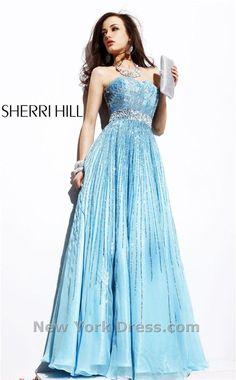 Sherri Hill 8437 Dress - NewYorkDress.com