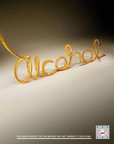 30 Creative Advertisements with Amazing Typographic Design | The Design Inspiration