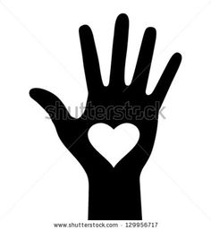 Find Hand Heart Icon Vector Logo Illustration stock images in HD and millions of other royalty-free stock photos, illustrations and vectors in the Shutterstock collection. Logo Design Love, Vector Logo Design, Hand Silhouette, Silhouette Images, Vector Hand, Vector Free, Heart Hands, Hand Heart, Clipart Images