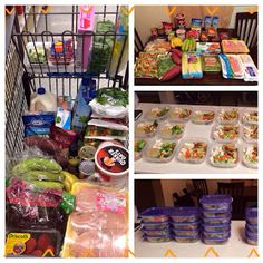 21 day fix meal plan, portion control, success story, meal prep