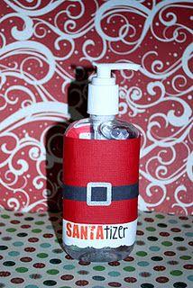 Cute neighbor and teacher gift ideas for Christmas
