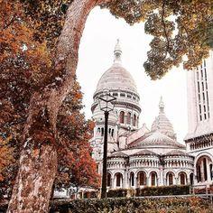 Sacre Cœur, Montmartre, Paris