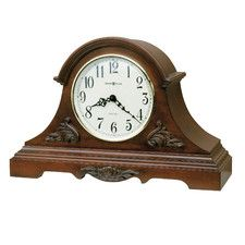 Howard Miller® Sheldon Chiming Quartz Mantel Clock