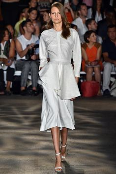 Christian Siriano Spring 2015 Ready-to-Wear - Collection - Gallery - Look 1 - Style.com