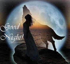 Native American Good Night Pictures | Good Night
