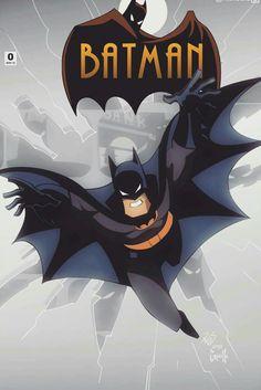 After and BATMAN 00 Batman TAS + Capullo homage - Visit to grab an amazing super hero shirt now on sale! I Am Batman, Batman Art, Marvel Dc Comics, Superman, Comic Books Art, Comic Art, Super Hero Shirts, Univers Dc, Comics