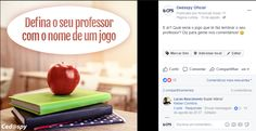 Postagem para o Facebook da empresa Cedaspy. Curitiba- PR