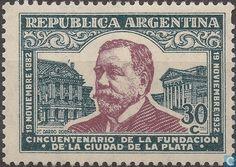 Argentina [ARG] - Founder of La Plata 1933