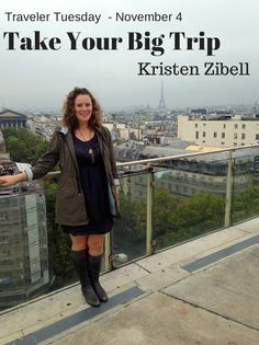 Today's Traveler Tuesday the spotlight is on fellow @afarmedia Ambassador and San Franciscan Kristin of Take Your Big Trip - she takes her own advice as she is currently on a really big trip to Bhutan !  This mighty traveler blogs and writes about getting out there and diving in and has the trips to prove it.