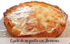 Quiches, Camembert Cheese, Tapas, Desserts, Food, Empanadas, Mozzarella, Pastries, Breads