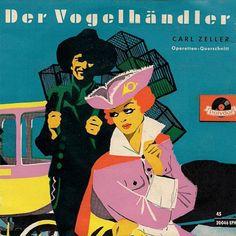 Carl Zeller - Der Vogelhändler (Querschnitt Durch Die Operette) (Vinyl) at Discogs