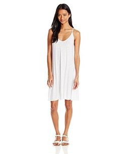 Michelle By Comune Juniors Ferndale Back Spaghetti Strap Maxi Dress White Medium -- Click image for more details. (This is an affiliate link) Best Casual Dresses, White Maxi Dresses, White Dress, Summer Dresses, Spaghetti, Women's Casual, Medium, Beautiful, Image Link