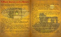 """Book of Shadows:  """"Book of Shadows 15 Page 9,"""" by Sandgroan, at deviantART."""