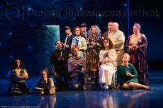 A Wrinkle in Time (2014): Ensemble. Photo: Jenny Graham.