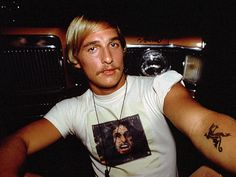 All right, all right, all right. Wooderson, My favorite Matthew McConaughey character. <3 Dazed and Confused