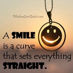 A-smile-is-a-curve-that-sets-everything-straight.jpg (600×600)
