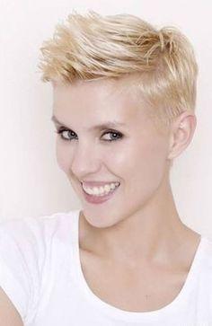 Frisuren machen Leute! 10 Pfiffige Kurzhaarfrisuren, Dank denen Du mehr Kraft und Selbstsicherheit ausstrahlst! - Seite 5 von 10 - Neue Frisur