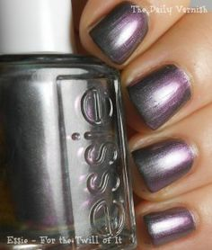 For the Twill of It - Essie Fall 2013 collection