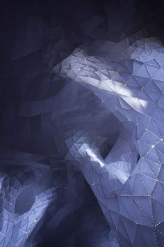 Orproject s Vana LED Installation Origami, Light Installation, Art  Installations, Paper Installation, Art e3257160a6a3