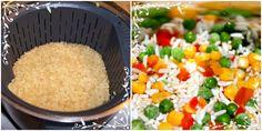 Le ricette di Valentina & Bimby: INSALATA DI RISO LEGGERA BIMBY