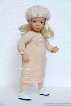 Моя нежность. Ателье для Альбы. Игровые куклы Petitcollin, Minouche 35 см / Sylvia Natterer, Сильвия Наттерер. Коллекционно-игровые куклы / Бэйбики. Куклы фото. Одежда для кукол