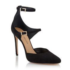Black Suede | #heels | #sandals | #highheels | Black Heels, Black Suede, High Heels, Prom Heels, Dream Shoes, Suede Pumps, Soft Suede, Girls Shoes, Me Too Shoes
