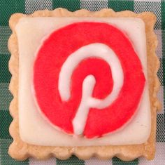 Our newest cookies. Social media links
