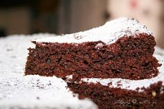 La zucca capricciosa: Torta al caffè ginseng e cacao