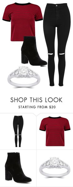"""""""Untitled #40"""" by iamalyceparis on Polyvore featuring Topshop, Boohoo and Witchery"""
