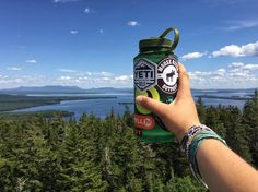 Raise a bottle and give a hearty cheers to the earth. PC IG: @logan.noel.c