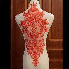 Vestido rojo Novia