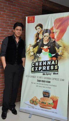 <3 Chennai Express, Bollywood Actors, Shahrukh Khan, Film Industry, Lazy, King, Movie, Board, Film