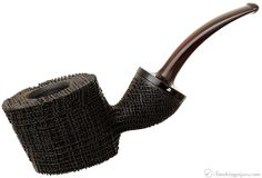 Becker Sandblasted Morta Cherrywood Pipes at Smoking Pipes .com