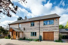 Elm Clad Country Retreat | Homebuilding & Renovating. Supplied by Vastern Timber