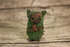 Grandson of the old oak by Furrykami-creatures.deviantart.com on @DeviantArt