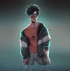 Dark Percy