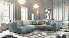 Couch, Modern, Furniture, Home Decor, Settee, Trendy Tree, Decoration Home, Room Decor, Sofas