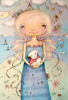 Замечательные иллюстрации от Karin Taylor
