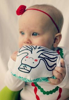Love this Handmade Holiday Gift Guide Review!   Nautical Octopus Baby Rattle from Regal Cottage by Bare Feet on the Dashboard