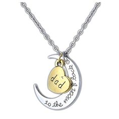 "BeOne Stunning ""I Love You"" Couples Valentine Gift Heart Moon with Letter Pendant Love Necklace for Lover Mother Dad BeOne http://www.amazon.com/dp/B00VHM1XK6/ref=cm_sw_r_pi_dp_FSGovb079SB2S"